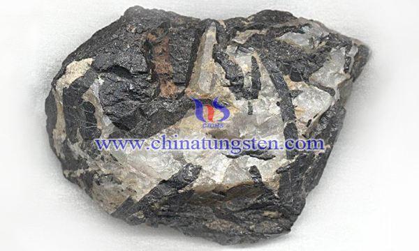 钨精矿图片
