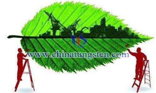 章源钨业入选江西第一批省级绿色制造名单