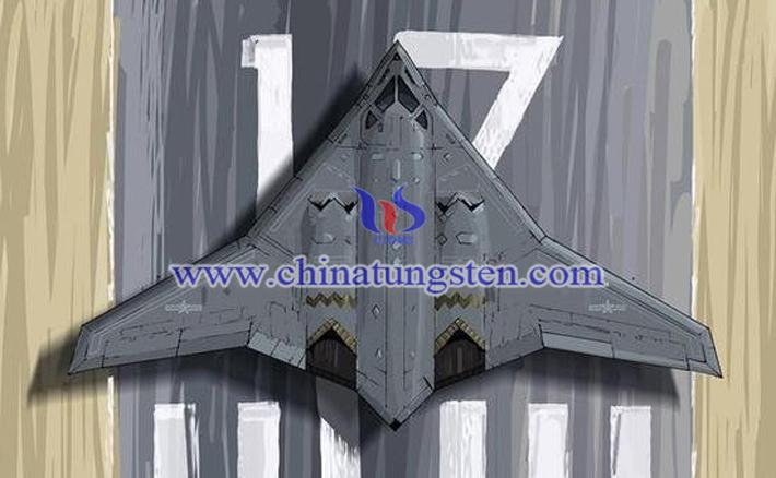 军迷绘制轰-20想象图图片