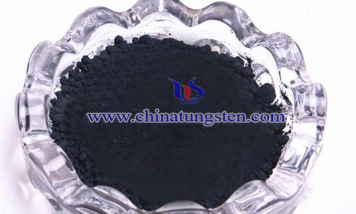 nano tungsten disulfide picture