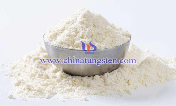 Tungsten ore flotation inhibitor – starch image