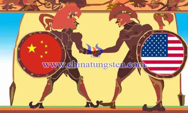 中美贸易战火下钨钼稀土行业的危与机