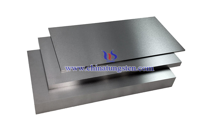 tungsten alloy plate picture
