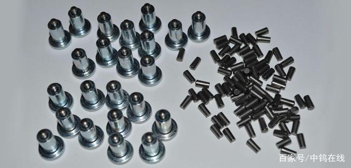 tungsten carbide tire studs picture