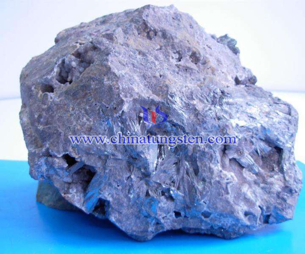 tungsten concentrate photo