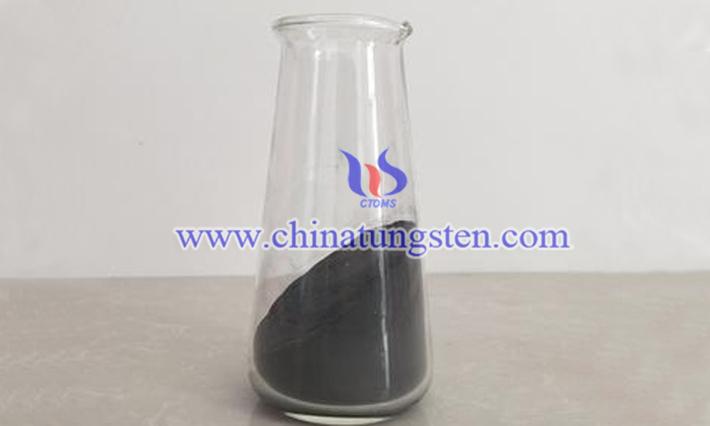 nano tungsten disulfide image