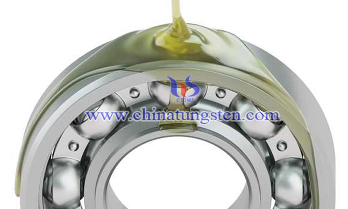 tungsten disulfide lubricating grease image