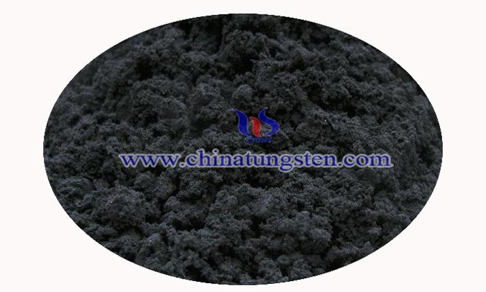 tungsten disulfide picture