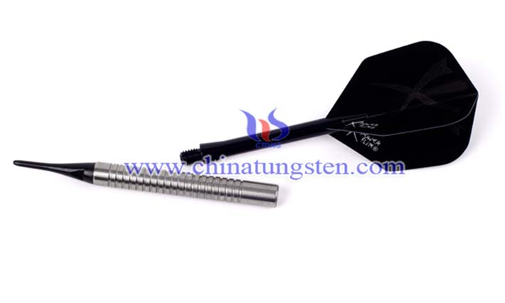 tungsten soft tip dart picture
